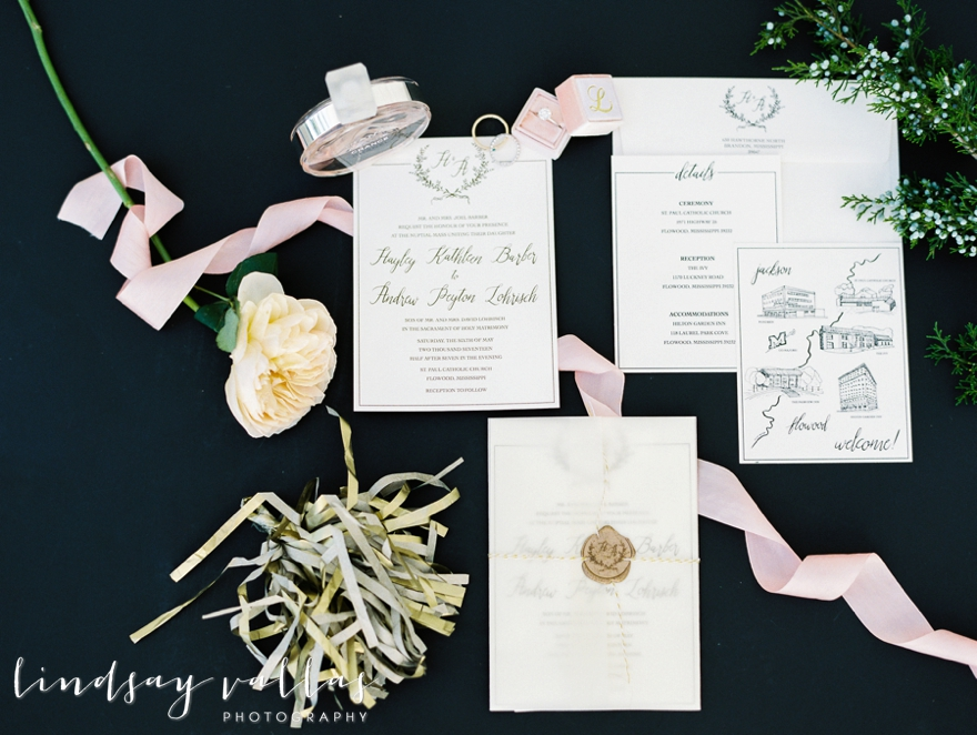 Hayley & Andrew Wedding - Jackson MS - Mississippi Wedding Photographer - Lindsay Vallas Photography_The Ivy Wedding Venue_0002