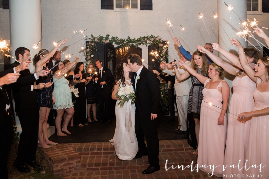 Hayley & Andrew Wedding - Jackson MS - Mississippi Wedding Photographer - Lindsay Vallas Photography_The Ivy Wedding Venue_0113