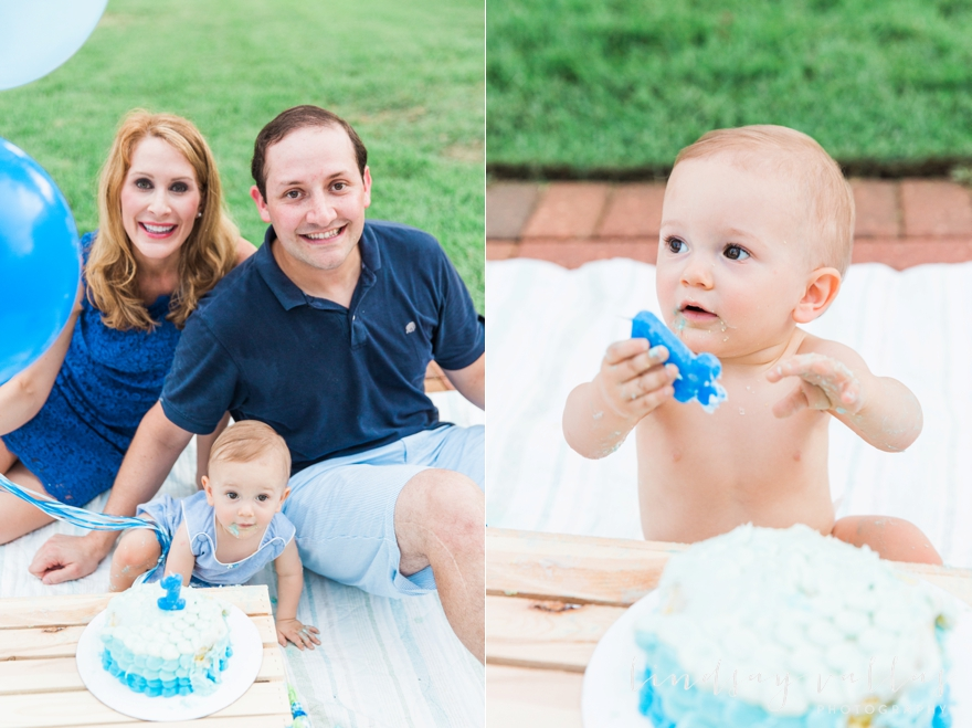 Ethans Smash Cake_Mississippi Family Photographer_Lindsay Vallas Photography_0028