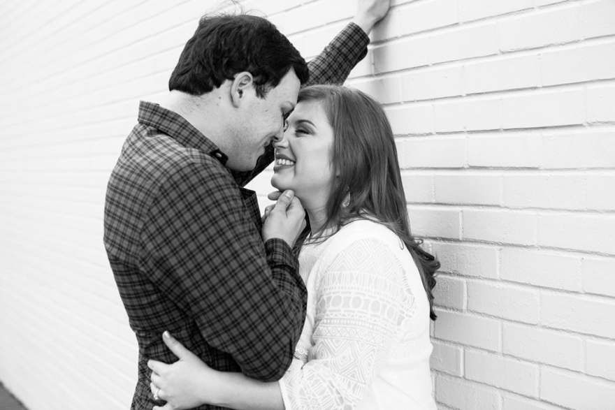 Beth & Austin MS Engagement Session - Mississippi Wedding Photographer - Lindsay Vallas Photography_0004