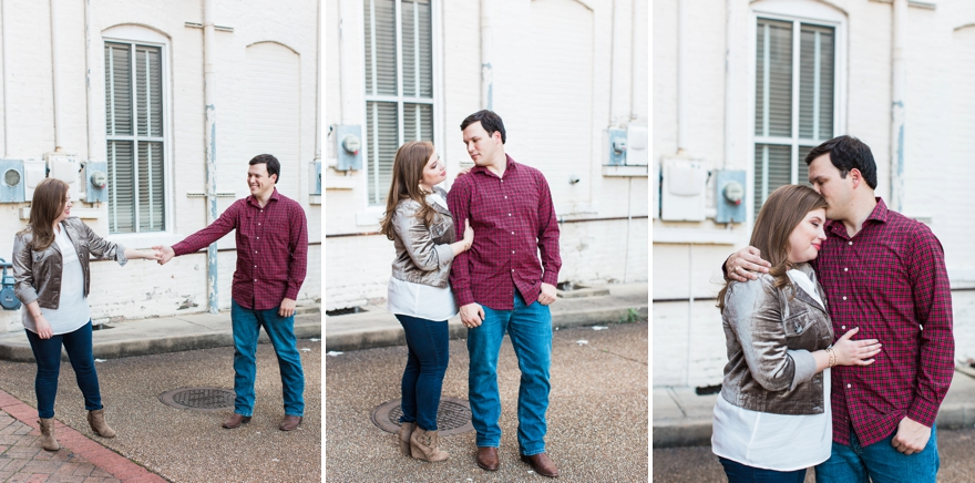 Beth & Austin MS Engagement Session - Mississippi Wedding Photographer - Lindsay Vallas Photography_0008