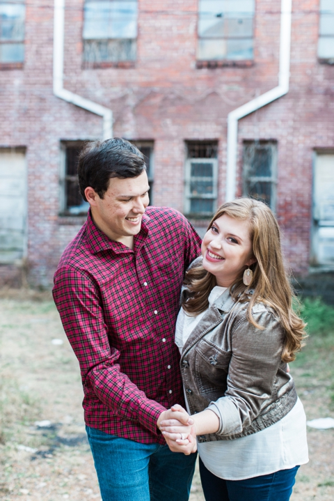 Beth & Austin MS Engagement Session - Mississippi Wedding Photographer - Lindsay Vallas Photography_0011