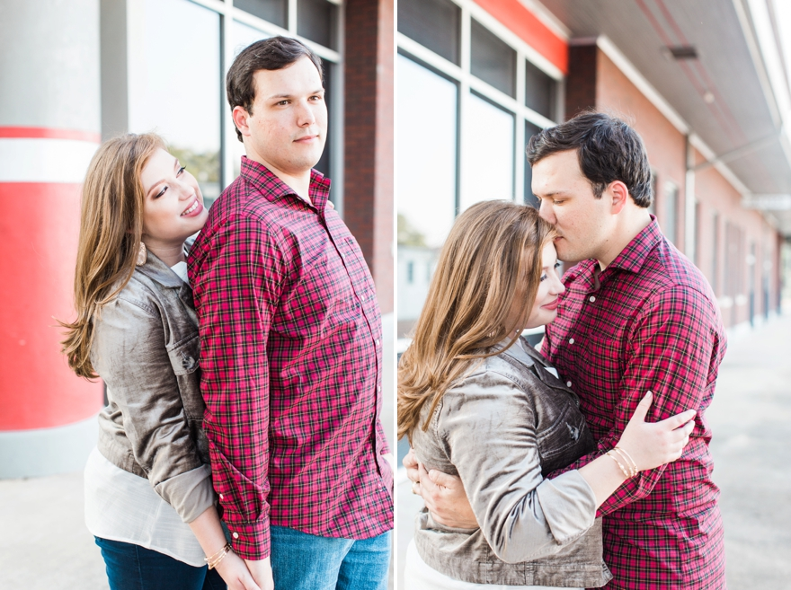 Beth & Austin MS Engagement Session - Mississippi Wedding Photographer - Lindsay Vallas Photography_0013