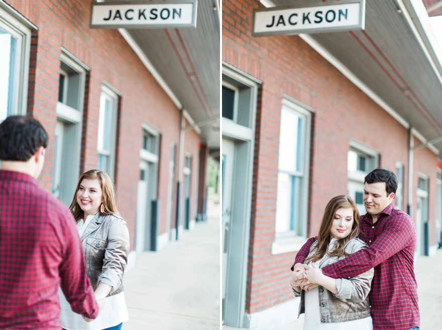 Beth & Austin MS Engagement Session - Mississippi Wedding Photographer - Lindsay Vallas Photography_0016