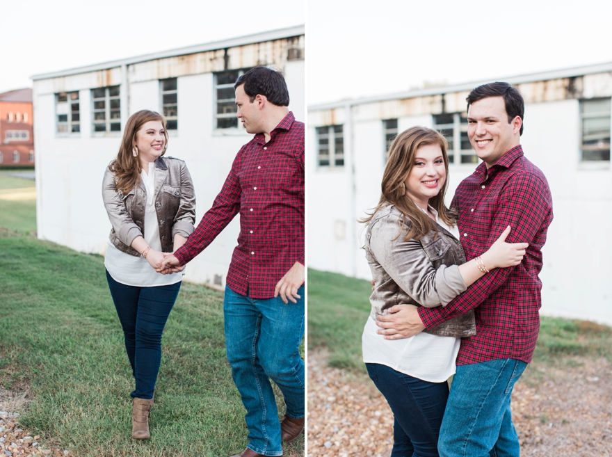 Beth & Austin MS Engagement Session - Mississippi Wedding Photographer - Lindsay Vallas Photography_0018