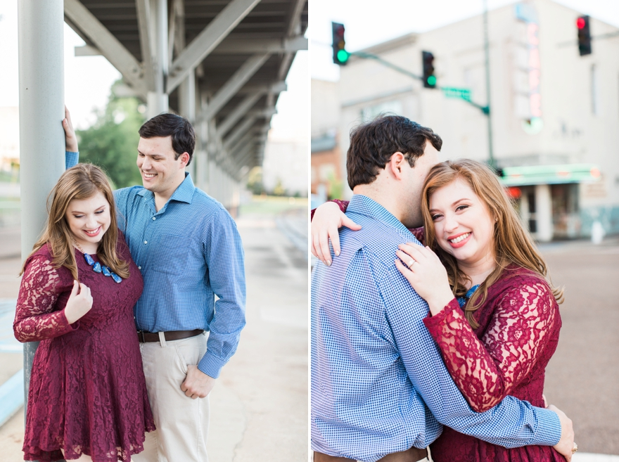 Beth & Austin MS Engagement Session - Mississippi Wedding Photographer - Lindsay Vallas Photography_0022
