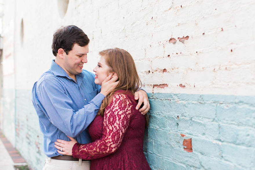 Beth & Austin MS Engagement Session - Mississippi Wedding Photographer - Lindsay Vallas Photography_0025