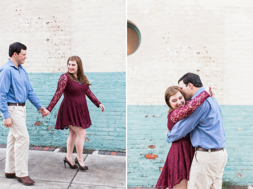 Beth & Austin MS Engagement Session - Mississippi Wedding Photographer - Lindsay Vallas Photography_0030