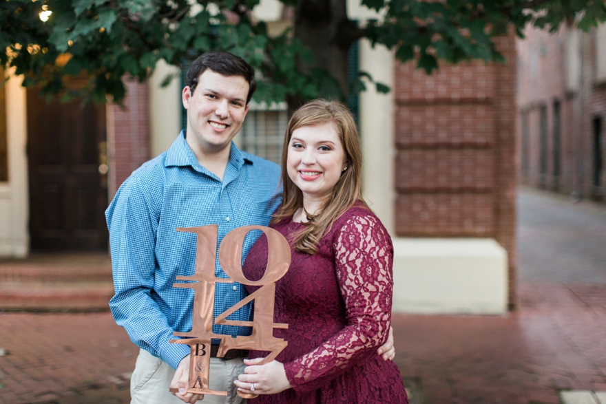 Beth & Austin MS Engagement Session - Mississippi Wedding Photographer - Lindsay Vallas Photography_0033